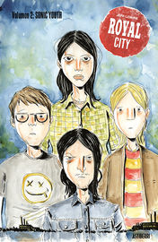 ROYAL CITY 2 - SONIC YOUTH