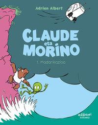 Claude Eta Morino 1 - Madarikazioa - Adrien Albert