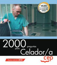 2000 PREGUNTAS PARA CELADOR / A