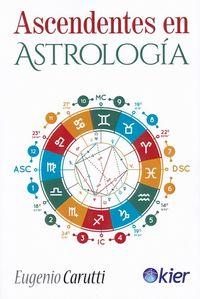 ASCENDENTES EN ASTROLOGIA