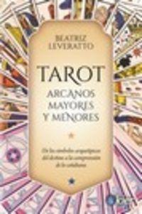 TAROT - ARCANOS MAYORES Y MENORES