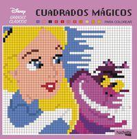 CUADRADOS MAGICOS - GRANDES CLASICOS DISNEY