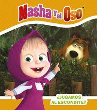 MASHA Y EL OSO - ¿JUGAMOS AL ESCONDITE?