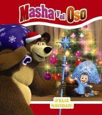 Masha Y El Oso - ¡feliz Navidad! - O. Kuzovkov