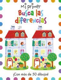 Mi Primer Busca Las Diferencias - Elizabeth Golding / Marta Costa Vergili (il. )