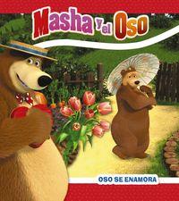 MASHA Y EL OSO - OSO ESTA ENAMORADO