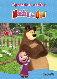 Los numeros con masha y el oso - O. Kuzovkov