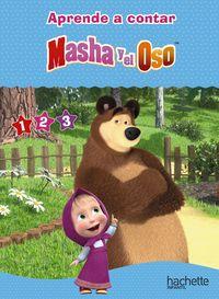 NUMEROS CON MASHA Y EL OSO, LOS