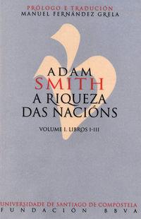 RIQUEZA DAS NACIONS, A (2 VOLS)