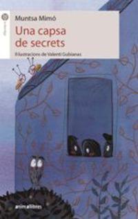 Una capsa de secrets - Muntsa Mimo / Valenti Gubianas (il. )