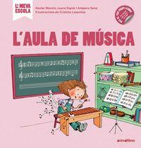 L'AULA DE MUSICA