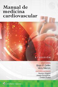 (5 ED) MANUAL DE MEDICINA CARDIOVASCULAR