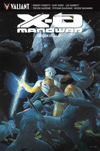 Xo Manowar 1 (ed. Lujo) - Robert Venditti