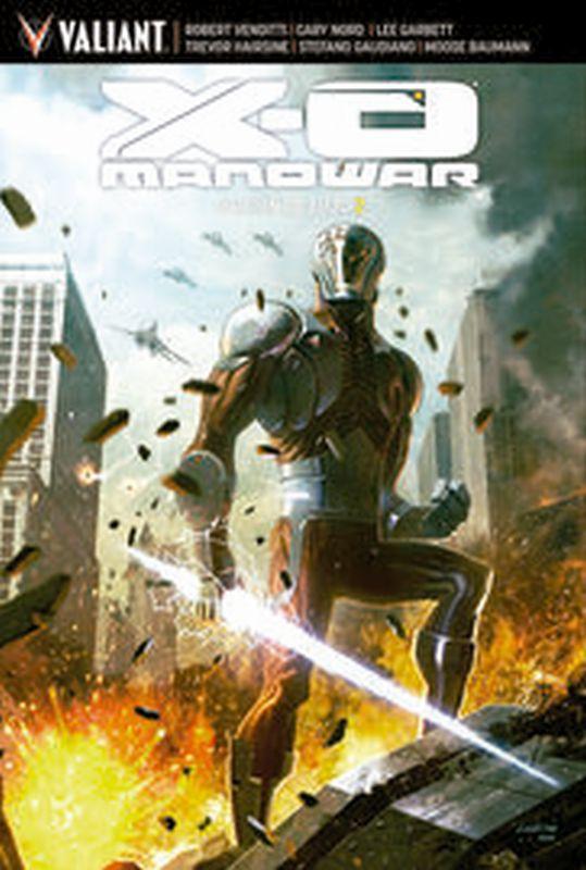 X-O Manowar 2 (ed. Lujo) - Robert Venditti