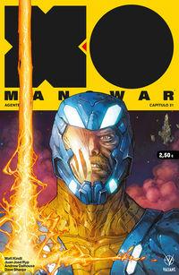 Xo Manowar 21 - Matt Kindt