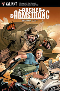 ARCHER & ARMSTRONG 1 (LUJO)