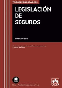 Legislacion De Seguros - Aa. Vv.