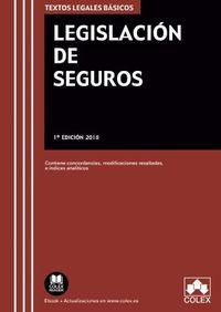 LEGISLACION DE SEGUROS