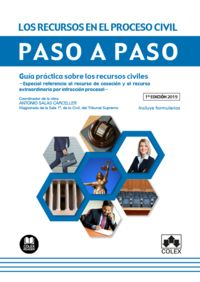 RECURSOS EN EL PROCESO CIVIL, LOS - PASO A PASO - GUIA PRACTICA SOBRE LOS RECURSOS CIVILES - ESPECIAL REFERENCIA AL RECURSO DE CASACION Y AL RECURSO EXTRAORDINARIO POR INFRACCION PROCESAL
