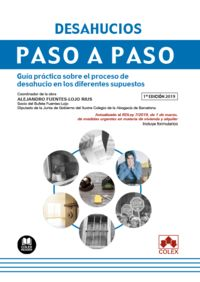 Desahucios - Paso A Paso - Alejandro Fuentes-Lojo Rius / Laura Bermudez Faraldo