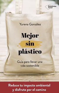 Mejor Sin Plastico - Yurena Gonzalez Castro