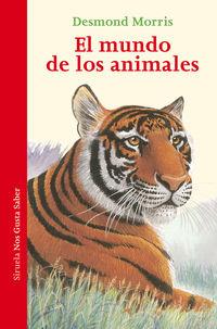 El mundo de los animales - Desmond Morris