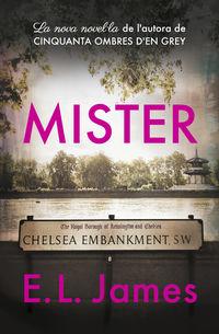 Mister (cat) - E. L. James
