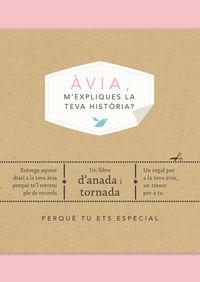 Avia, M'expliques La Teva Historia? - Elma Van Vliet