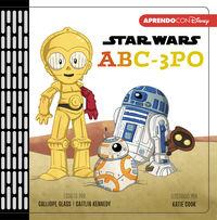 ABC-3PO (PRIMEROS CONCEPTOS CON STAR WARS)