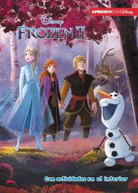Frozen 2 (leo, Juego Y Aprendo Con Disney) - Aa. Vv.