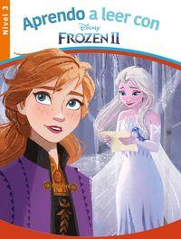 Frozen Ii - Nivel 3 - Aprendo A Leer Con Disney - Disney