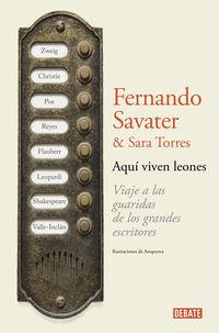 Aqui Viven Leones - Fernando Savater