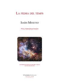 PEDRA DEL TEMPS, LA - 22E PREMI DE POESIA CIUTAT DE SAGUNT