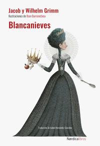 Blancanieves - Jacob Grimm / Wilhelm Grimm / Iban Barrenetxea (il. )