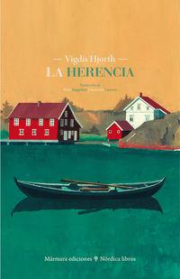 La herencia - Vigdis Hjorth