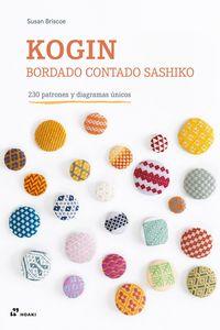KOGIN - BORDADO CONTADO SASHIKO - 230 PATRONES Y DIAGRAMAS UNICOS