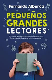 PEQUEÑOS GRANDES LECTORES