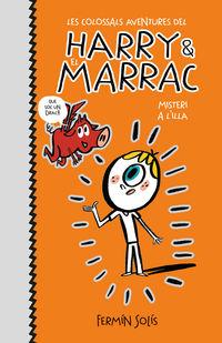 HARRY I EL MARRAC 2 - MISTERI A L'ILLA