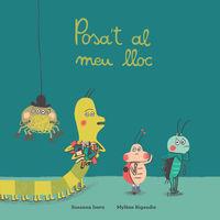 Posa't Al Meu Lloc - Susanna Isern / Mylene Rigaudie (il. )