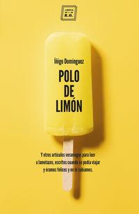 Polo De Limon - Iñigo Dominguez Gabiña