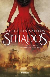 Sitiados - Mercedes Santos Esteras