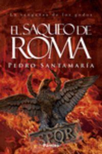 El saqueo de roma - Pedro Santamaria