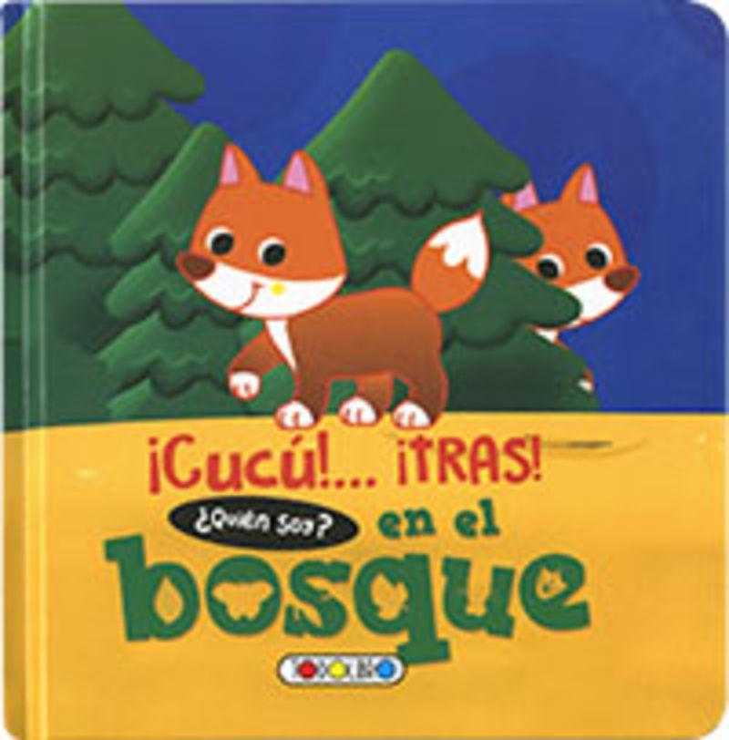 EN EL BOSQUE - ¡CUCU!. .. ¡TRAS! ¿QUIEN SOY?