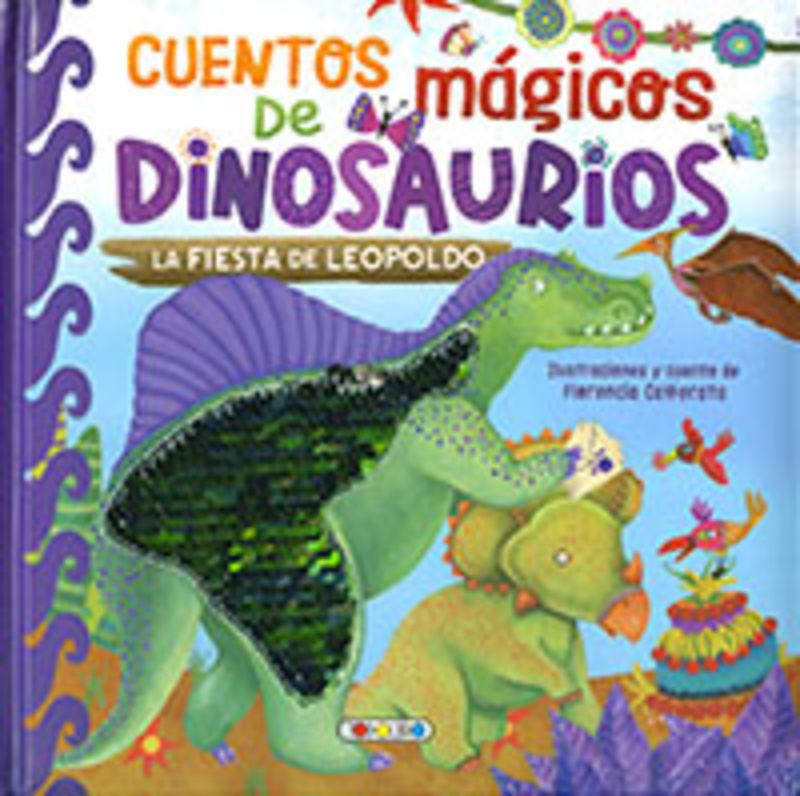 DINOSAURIOS - CUENTOS MAGICOS