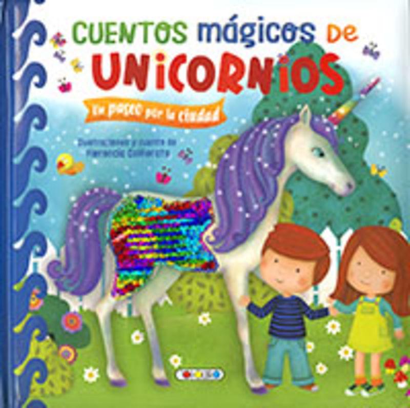 UNICORNIOS - CUENTOS MAGICOS