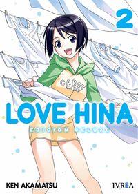 LOVE HINA 2 (DELUXE)