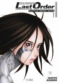 Gunnm Last Order 1 - Kishoro Yukito