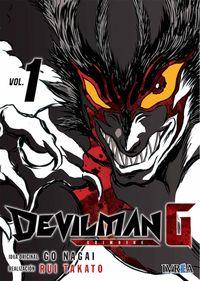 Devilman G 1 - Go Nagai / Rui Takato