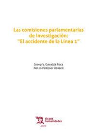 COMISIONES PARLAMENTARIAS DE INVESTIGACION - EL ACCIDENTE DE LA LINEA 1