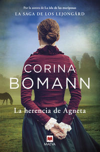 La herencia de agneta - Corina Bomann